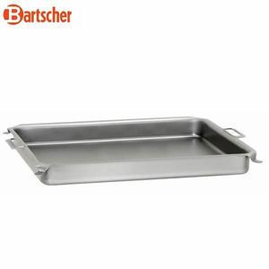 Gril stolní plynový Bartscher - Pánev