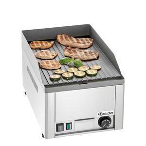 Grilovací deska elektrická hladká Bartscher
