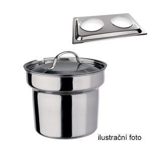 Hrnec pro polévkovou stanici chafing dish