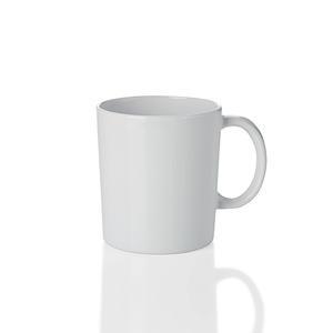 Hrnek 350 ml melamin bílý