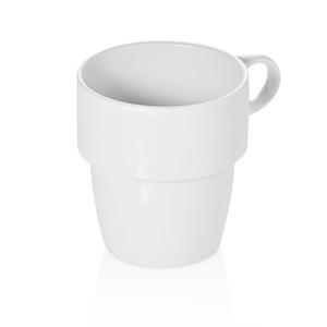 Hrnek stohovatelný porcelánový 250 ml