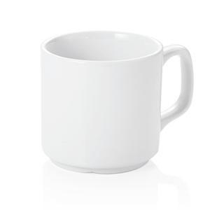 Hrnek stohovatelný porcelánový 260 ml
