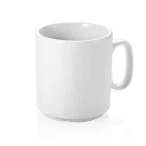 Hrnek stohovatelný porcelánový 290 ml