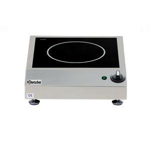 Indukční vařič 1 FL 2,5 kW Bartscher