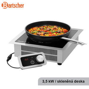 Indukční vařič IK 35-EB Bartscher