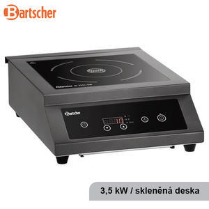 Indukční vařič IK 35TC-SW Bartscher