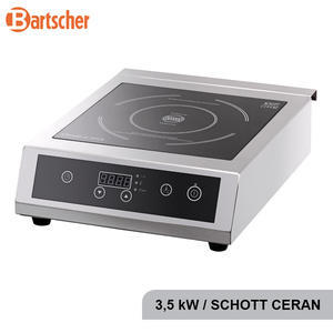 Indukční vařič IK 35TCS Bartscher