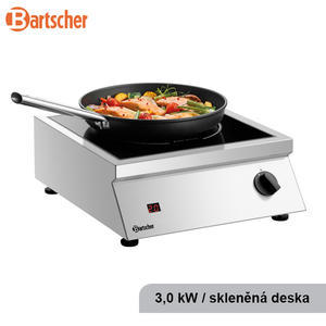 Indukční vařič ITH 30-265 Bartscher