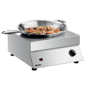 Indukční vařič Wok 30-293 Bartscher