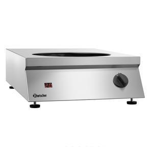 Indukční vařič Wok 35-293FL Bartscher