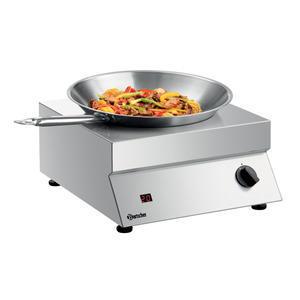 Indukční vařič Wok 70-293 Bartscher