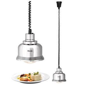 Infra lampa gastro IWL250D CHR Bartscher
