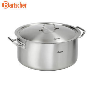 Kastrol na vaření s víkem Bartscher
