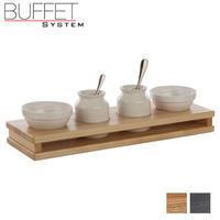 Bufetová sestava Display Wood