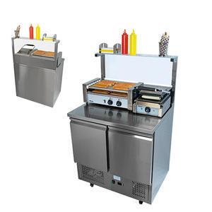 Kompletní Hot dog stanice