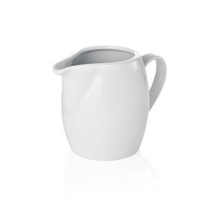 Konvička na mléko porcelánová