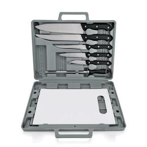 Kuchařský kufřík s vybavením 7 dílný