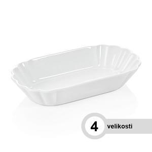 Miska na hranolky porcelánová