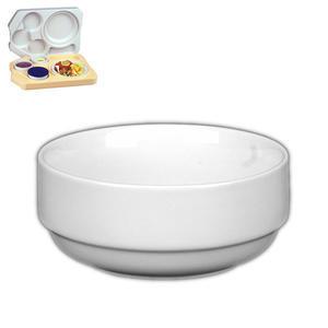 Miska na polévku porcelánová System