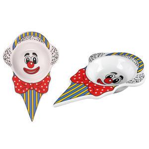 Miska na zmrzlinu klaun