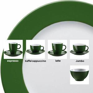 Miska porcelánová Barista color