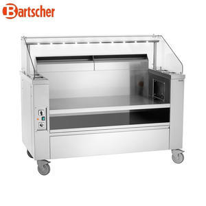 Mobilní front cooking stanice Bartscher