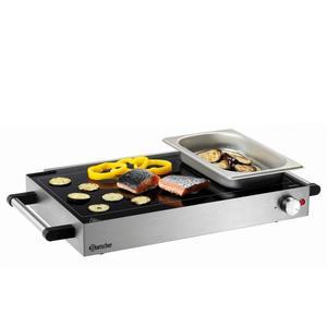 Multifunkční keramická grilovací deska Bartscher