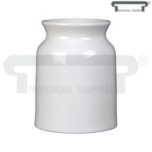 Nádoba na dresing hladká porcelán