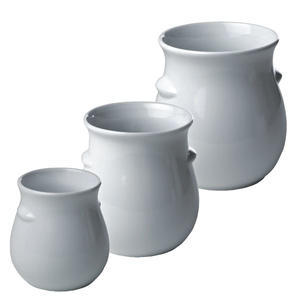Nádoba na dresink porcelán