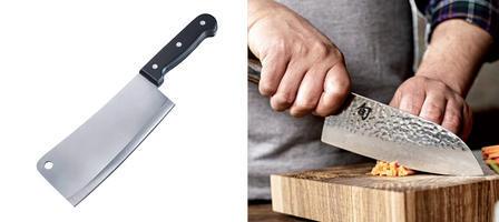 Nože vidlice nůžky