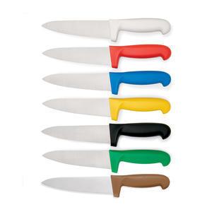 Nůž kuchyňský s barevnou rukojetí HACCP