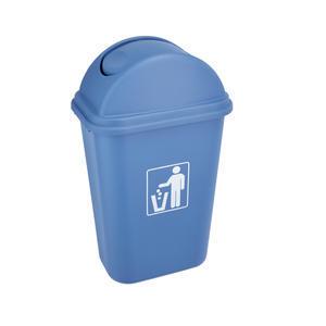 Odpadkový koš s výklopným víkem