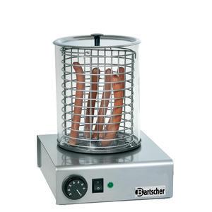 Ohřívač párků Hot-Dog Bartscher