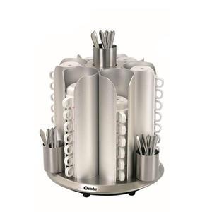Ohřívač šálků otočný Bartscher