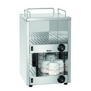Ohřívač šálků s odkládacím prostorem Bartscher
