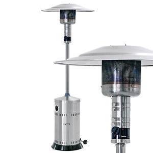 Ohřívač terasový plynový pojízdný Bartscher