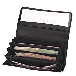 Peněženka číšnická kožená Deluxe