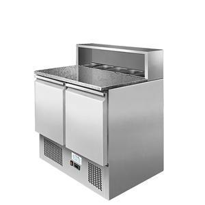 Pizza stůl chladicí ICE3834GR pro 5x GN 1/3