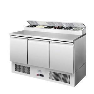 Pizza stůl chladicí ICE3869GR pro 7x GN 1/3