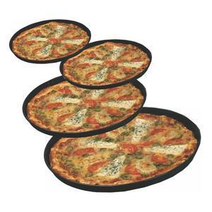 Plech na pizzu kulatý hluboký