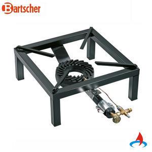 Plynová stolička s pojistkou 1K750 Bartscher