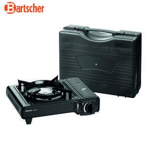 Plynový vařič v kufříku Bartscher