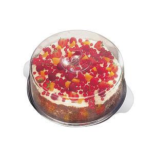 Podnos na dort s poklopem 30 cm