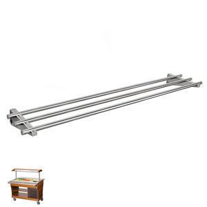 Pojezdová dráha na bufetový vozík Bartscher