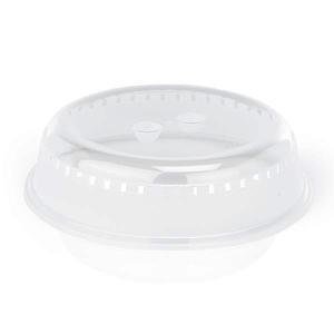 Poklop na talíře s průduchy polypropylen