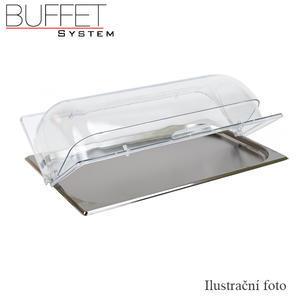 Poklop Rolltop bufetový PC