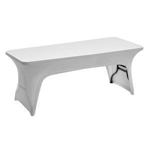 Potah elastický 1830 bílý Bartscher