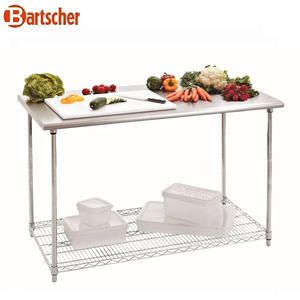 Pracovní stůl nerezový 1200 Bartscher