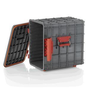 Přepravní box GN 12 vsuvů ABS