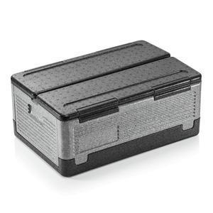 Přepravní termobox GN 1/1 skládací EPP